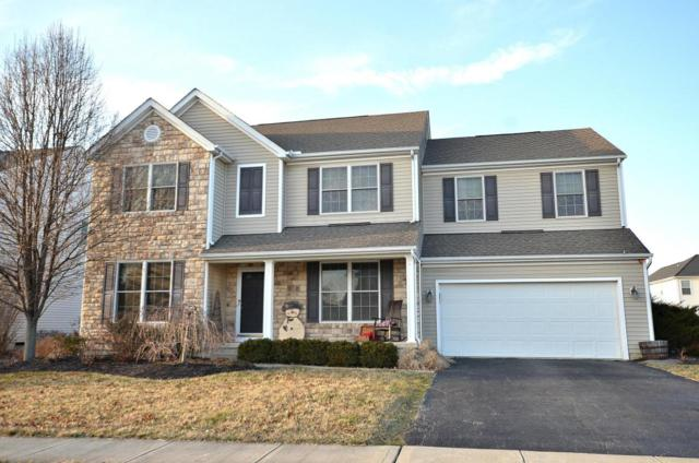 736 Stallion Way, Marysville, OH 43040 (MLS #218007405) :: The Clark Group @ ERA Real Solutions Realty