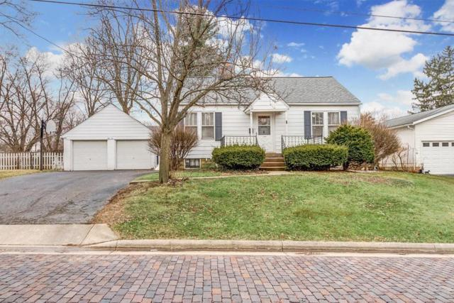 51 Central Avenue, Westerville, OH 43081 (MLS #218007486) :: CARLETON REALTY