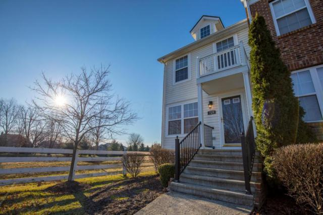 729 Lazelle Road, Westerville, OH 43081 (MLS #218007488) :: Berkshire Hathaway Home Services Crager Tobin Real Estate