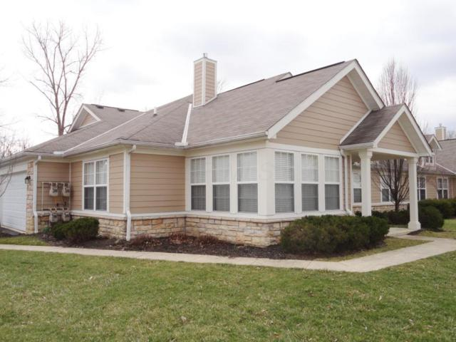 307 Cover Place, Columbus, OH 43235 (MLS #218007494) :: Berkshire Hathaway HomeServices Crager Tobin Real Estate