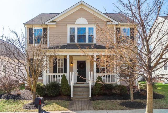 1169 Bluffway Drive, Columbus, OH 43235 (MLS #218007498) :: Berkshire Hathaway Home Services Crager Tobin Real Estate