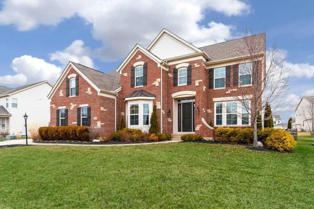 170 Coal Bend, Delaware, OH 43015 (MLS #218007605) :: Berkshire Hathaway Home Services Crager Tobin Real Estate
