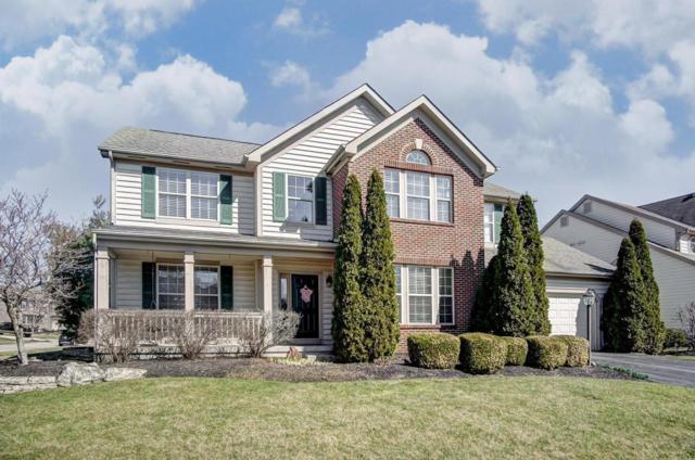 7886 Glenmore Drive, Powell, OH 43065 (MLS #218007662) :: The Clark Group @ ERA Real Solutions Realty