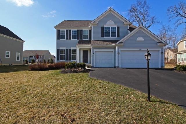 211 Caboose Lane, Delaware, OH 43015 (MLS #218007666) :: Berkshire Hathaway Home Services Crager Tobin Real Estate
