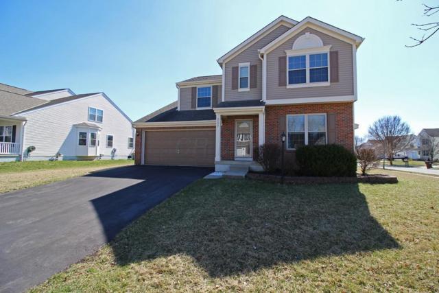 357 Flat River Street, Pickerington, OH 43147 (MLS #218007688) :: The Columbus Home Team
