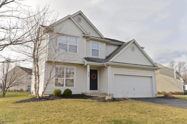 2787 Hutson Lane, Hilliard, OH 43026 (MLS #218007689) :: The Clark Group @ ERA Real Solutions Realty