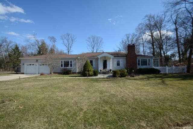 2517 Minerva Lake Road, Columbus, OH 43231 (MLS #218007723) :: Berkshire Hathaway Home Services Crager Tobin Real Estate