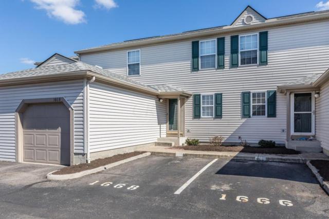 1668 Bennigan Drive 170C, Hilliard, OH 43026 (MLS #218007739) :: Shannon Grimm & Partners