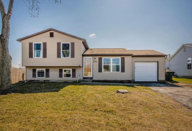832 Cherry Bud Drive, Columbus, OH 43228 (MLS #218007790) :: Berkshire Hathaway Home Services Crager Tobin Real Estate