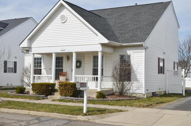 4440 Resaca Drive, Grove City, OH 43123 (MLS #218007860) :: The Mike Laemmle Team Realty