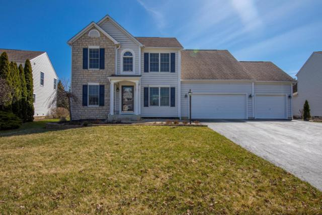 7321 New Point Place, Powell, OH 43065 (MLS #218007861) :: Susanne Casey & Associates