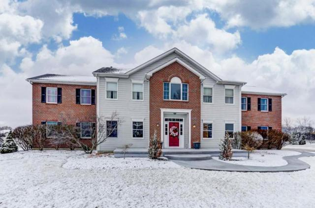 6844 Blue Church Road, Sunbury, OH 43074 (MLS #218007884) :: The Clark Group @ ERA Real Solutions Realty