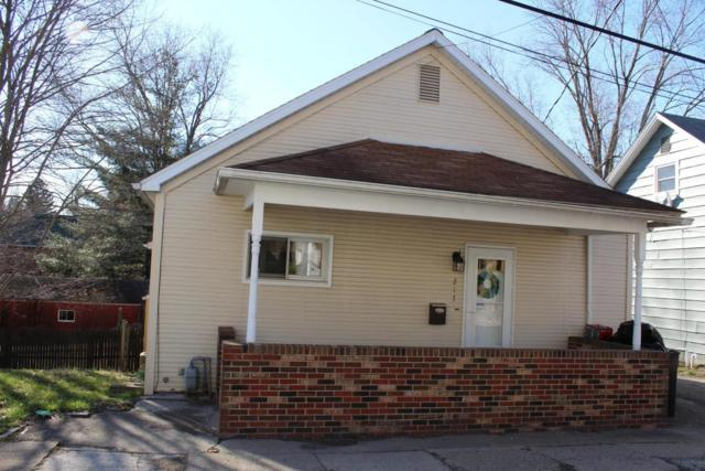 217 Kontner Street, Nelsonville, OH 45764 (MLS #218007980) :: The Mike Laemmle Team Realty