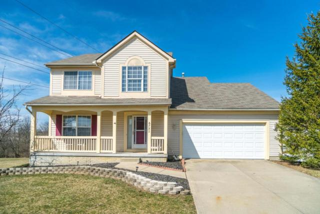 6752 Leapsway Drive, Westerville, OH 43081 (MLS #218008052) :: The Clark Group @ ERA Real Solutions Realty