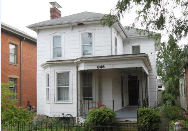 846 S 5th Street, Columbus, OH 43206 (MLS #218008060) :: Signature Real Estate