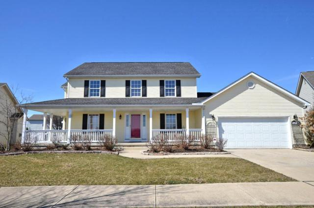 563 Crown Drive, Marysville, OH 43040 (MLS #218008102) :: The Clark Group @ ERA Real Solutions Realty