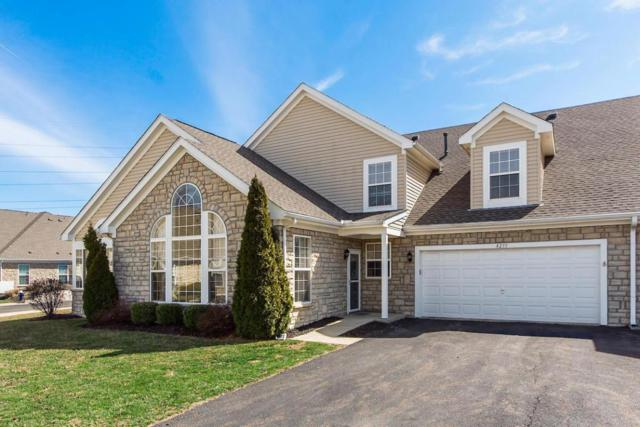 4255 Stream Bank Lane, Hilliard, OH 43026 (MLS #218008177) :: The Clark Group @ ERA Real Solutions Realty