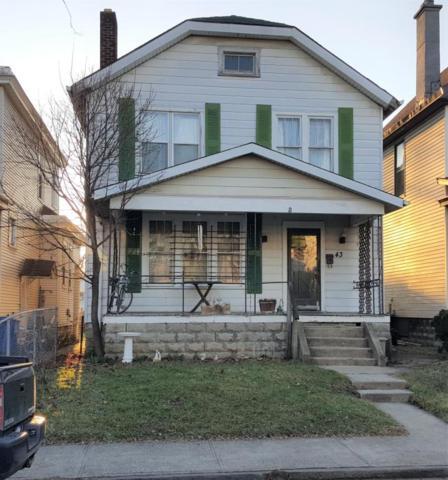 43 Dana Avenue, Columbus, OH 43222 (MLS #218008255) :: Signature Real Estate