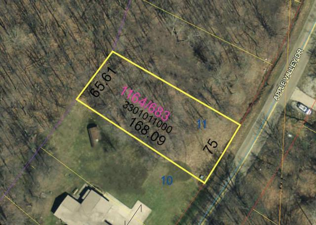 0 Apple Valley Drive Lot 11, Howard, OH 43028 (MLS #218008257) :: Signature Real Estate