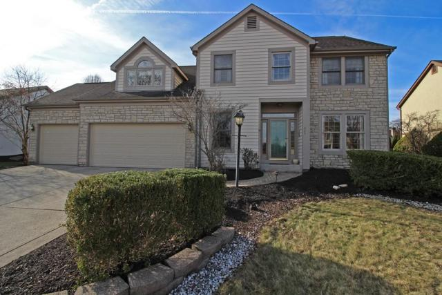829 Westray Drive, Westerville, OH 43081 (MLS #218008299) :: RE/MAX ONE