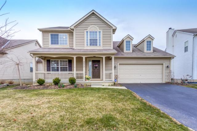 5577 Bunstine Drive, Westerville, OH 43081 (MLS #218008359) :: The Columbus Home Team