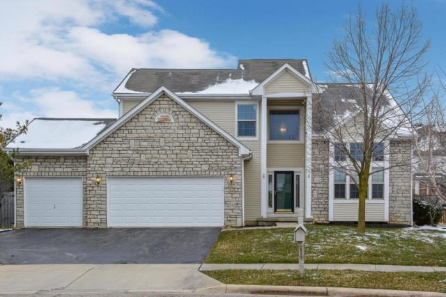 921 Mahle Drive, Reynoldsburg, OH 43068 (MLS #218008402) :: Berkshire Hathaway Home Services Crager Tobin Real Estate