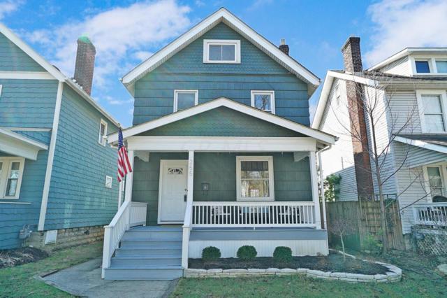 255 E Mithoff Street, Columbus, OH 43206 (MLS #218008407) :: The Columbus Home Team