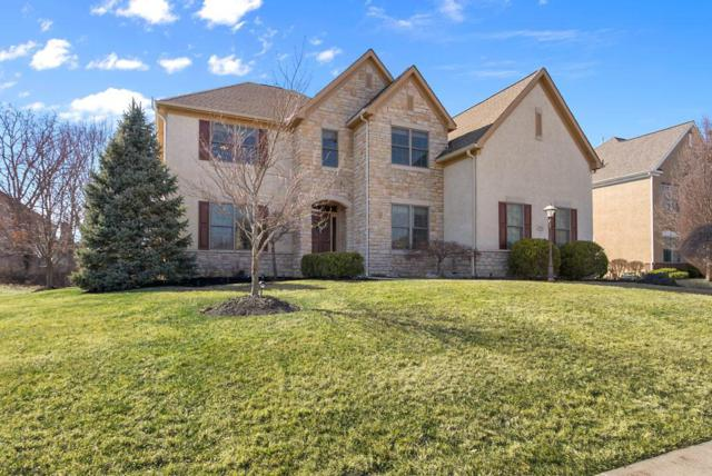 9942 Macdonald Drive, Dublin, OH 43017 (MLS #218008433) :: The Columbus Home Team
