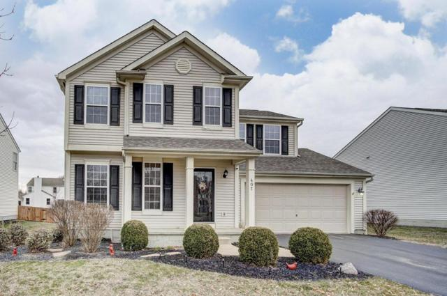 407 Cherry Leaf Road, Delaware, OH 43015 (MLS #218008483) :: RE/MAX ONE