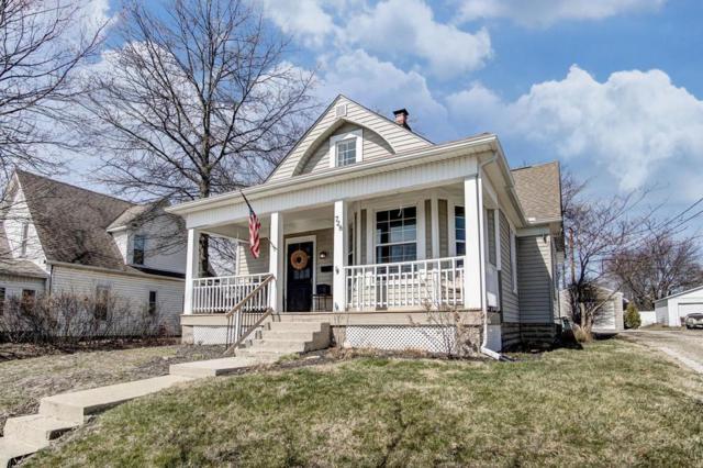 728 W 4th Street, Marysville, OH 43040 (MLS #218008487) :: Signature Real Estate
