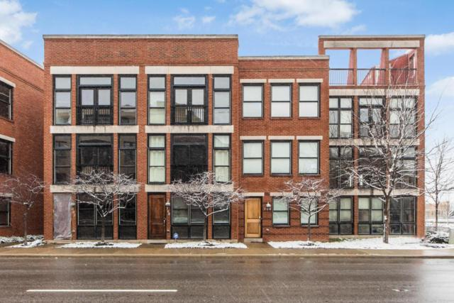 798 N 4th Street, Columbus, OH 43215 (MLS #218008500) :: Berkshire Hathaway HomeServices Crager Tobin Real Estate