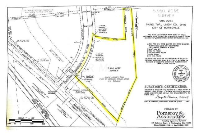 0 Coleman's Crossing, Marysville, OH 43040 (MLS #218008509) :: Signature Real Estate