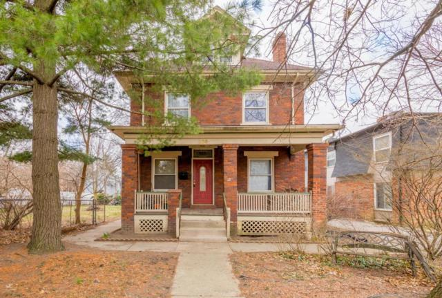 365 E 13th Avenue, Columbus, OH 43201 (MLS #218008513) :: Keller Williams Classic Properties