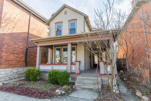 1178 Harrison Avenue, Columbus, OH 43201 (MLS #218008567) :: Julie & Company