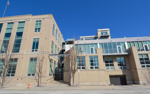 60 E Spring Street #327, Columbus, OH 43215 (MLS #218008598) :: Berkshire Hathaway HomeServices Crager Tobin Real Estate