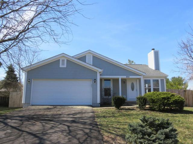 835 Prairie Road, Galloway, OH 43119 (MLS #218008613) :: Signature Real Estate
