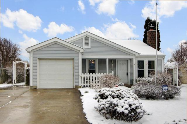 1912 Barnard Drive, Powell, OH 43065 (MLS #218008629) :: Signature Real Estate