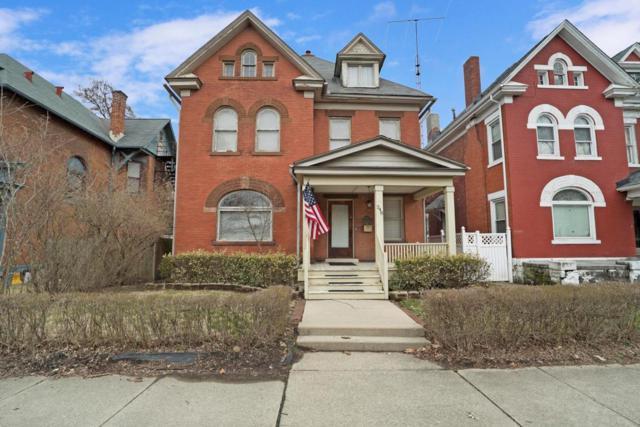 248 S 17th Street, Columbus, OH 43205 (MLS #218008667) :: Keller Williams Classic Properties