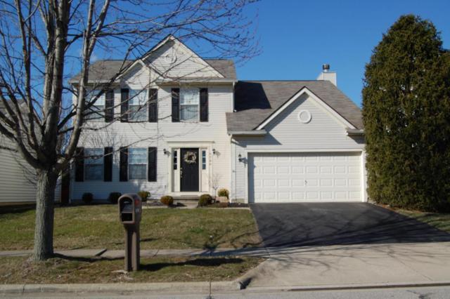 6780 Annelise Lane, Westerville, OH 43081 (MLS #218008680) :: Keller Williams Classic Properties