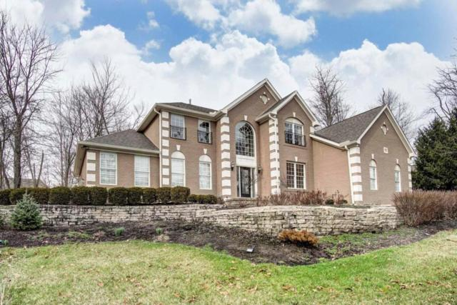 706 Whispering Woods, Powell, OH 43065 (MLS #218008766) :: Signature Real Estate