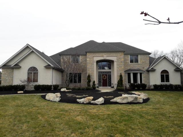 10166 Widdington Close, Powell, OH 43065 (MLS #218008776) :: Berkshire Hathaway HomeServices Crager Tobin Real Estate