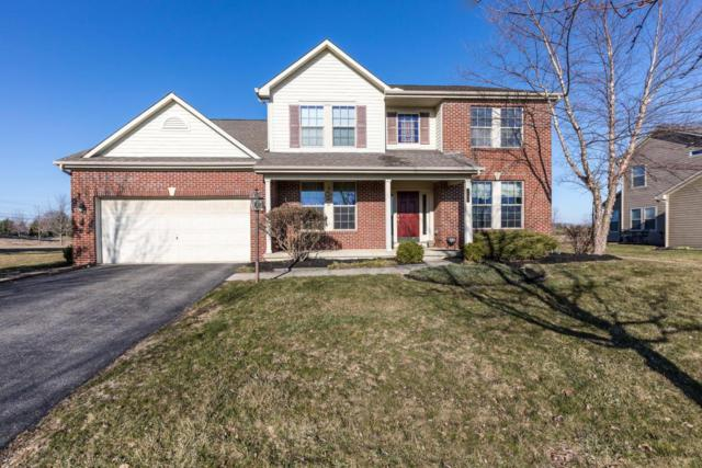 3649 Hickory Field Lane, Powell, OH 43065 (MLS #218008781) :: Signature Real Estate