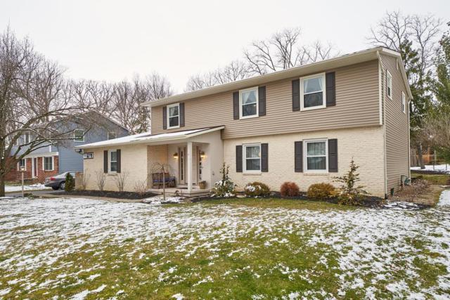 1448 Clubview Boulevard N, Columbus, OH 43235 (MLS #218008796) :: Signature Real Estate
