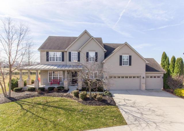 3855 Northway Circle, Powell, OH 43065 (MLS #218008799) :: Signature Real Estate
