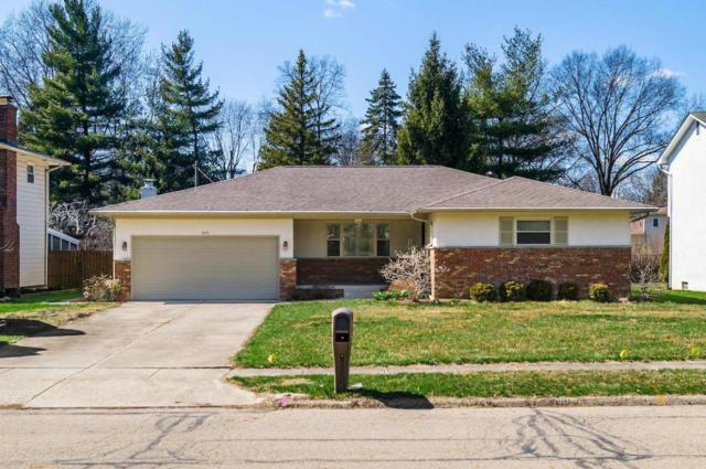 435 Heatherhill Road, Columbus, OH 43213 (MLS #218008841) :: Signature Real Estate