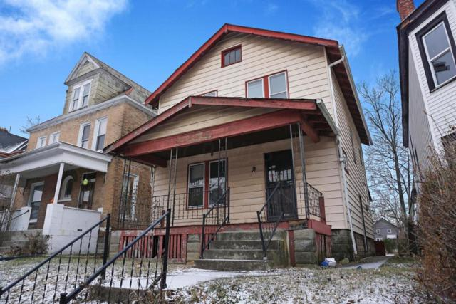 921 Wilson Avenue, Columbus, OH 43206 (MLS #218009533) :: Berkshire Hathaway HomeServices Crager Tobin Real Estate