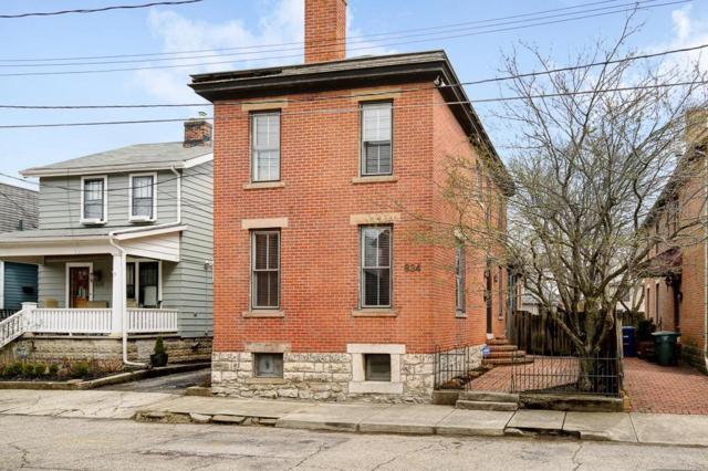 834 S Lazelle Street, Columbus, OH 43206 (MLS #218010157) :: Julie & Company