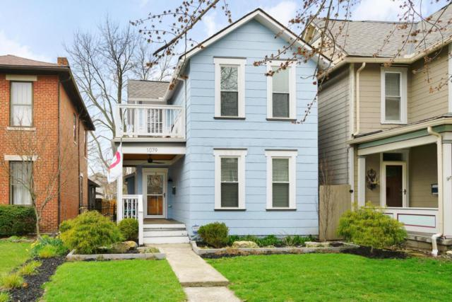 1079 Pennsylvania Avenue, Columbus, OH 43201 (MLS #218010328) :: Julie & Company
