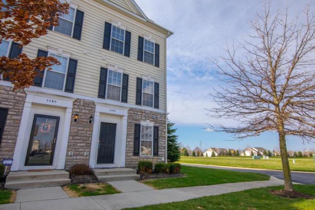 5591 Mesa Falls Street, Dublin, OH 43016 (MLS #218010768) :: Berkshire Hathaway HomeServices Crager Tobin Real Estate
