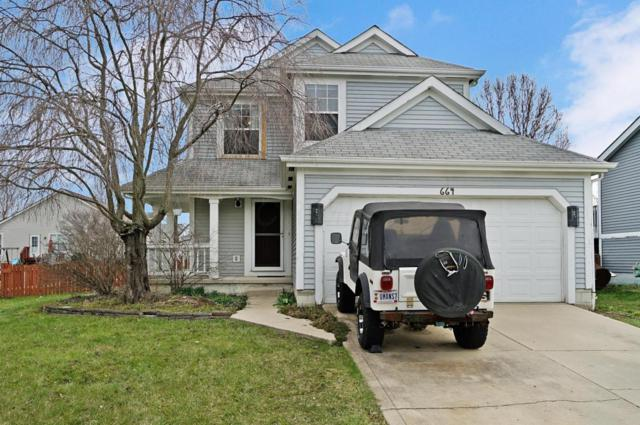 664 Academy Drive, Galloway, OH 43119 (MLS #218010792) :: The Mike Laemmle Team Realty